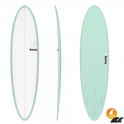 Torq Mod Fun 7'2 Pinline Color Sea Green