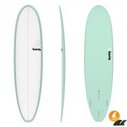 Torq Mod Fun 7'4 V+ Pinline Colour White Sea Green