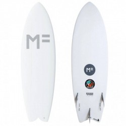 Mick Fanning Softboard Catfish 5'4 white