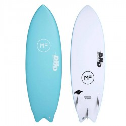Mick Fanning Softboard DHD Twin 5'4 light blue