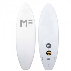 Mick Fanning Softboard Eugenie 4'10 white