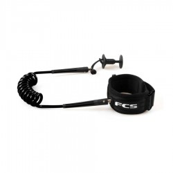 FCS Leash Bodyboard Biceps Black