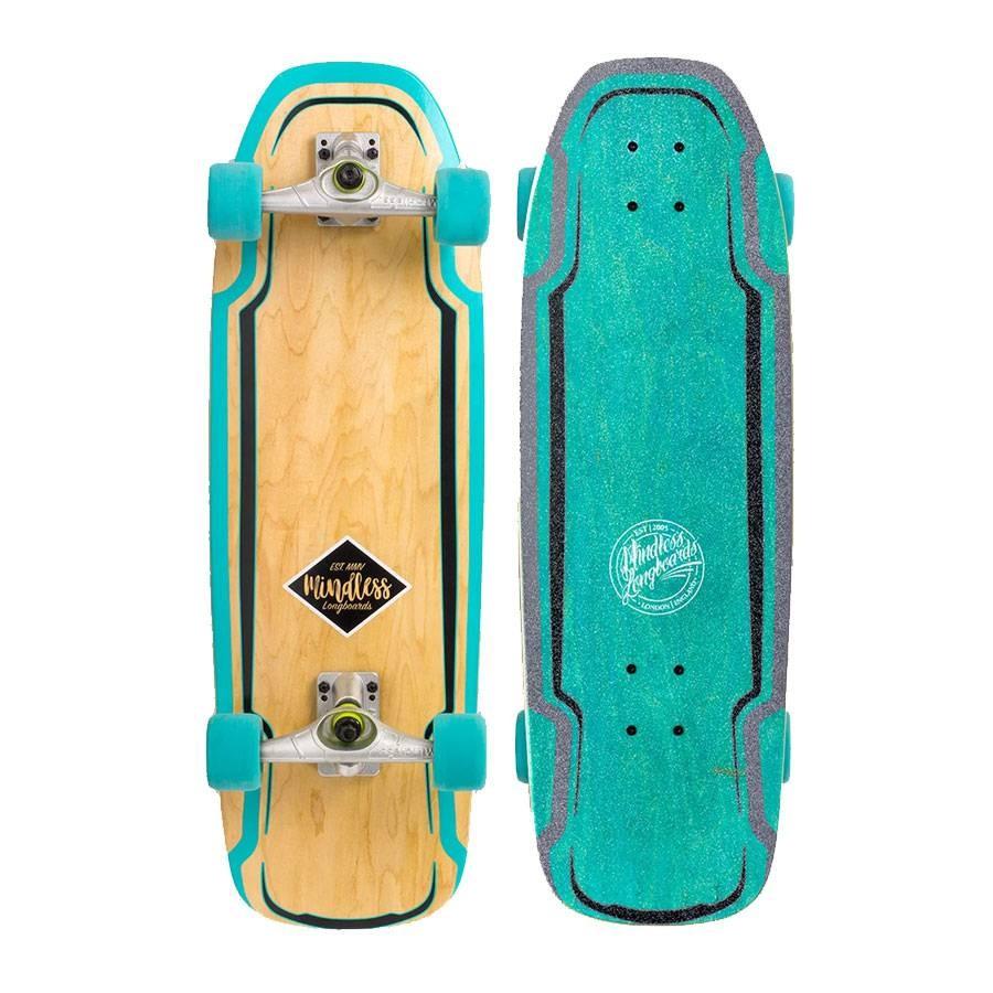 Surfskate Mindless Green