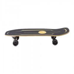 Surfskate Mindless Black Side