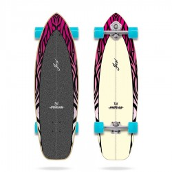 "YOW Surfskate Amatrian 33.5"" S5"