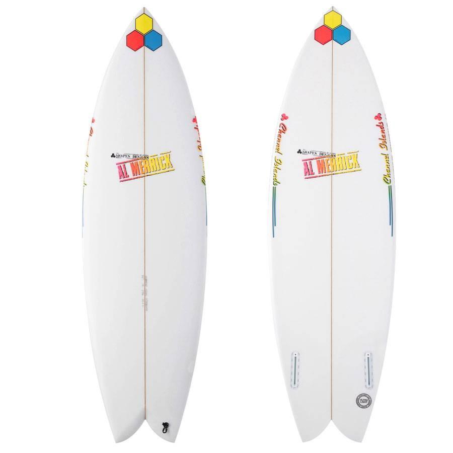Channel Islands Surfboards Fishbeard Futures Fins