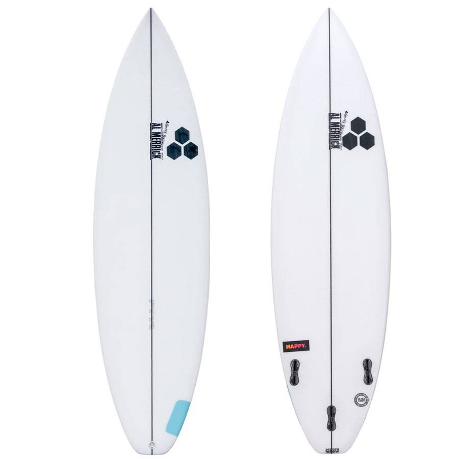 Channel Islands Surfboards Happy Squash Tail FCS II