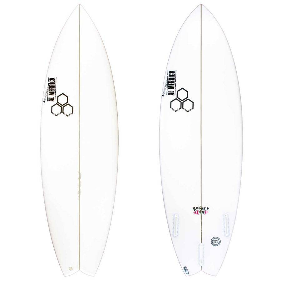 Channel Islands Surfboards Rocket Wide Futures Fins