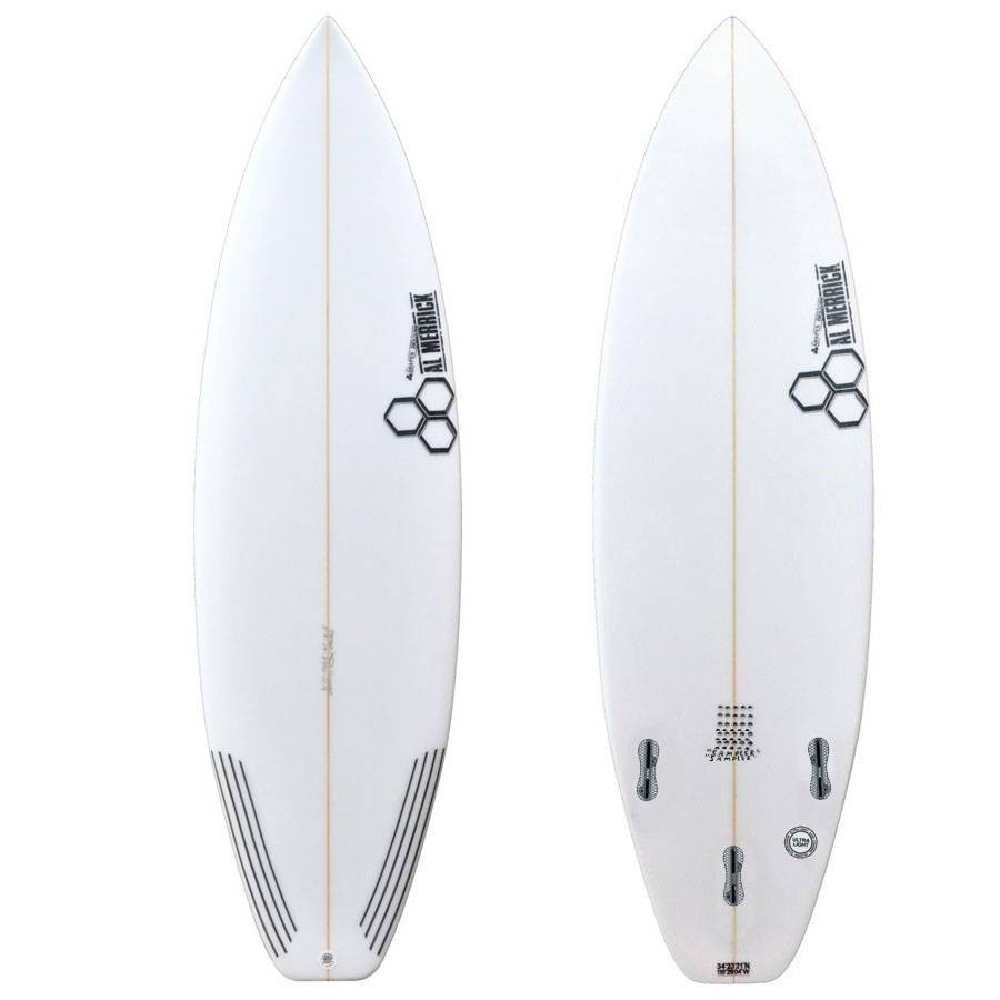 "Channel Islands Surfboards Sampler 5'7"" FCS II"
