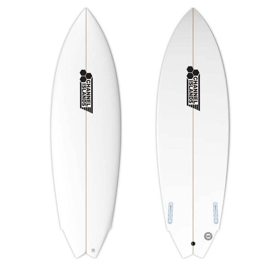Channel Islands Surfboards TWIN FINS 5'11