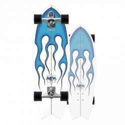 "Surfskate Carver Complet Aipa Sting 30.75"" C7"