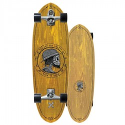 """Surfskate Carver Complet Hobo 32.5"""" C7"""