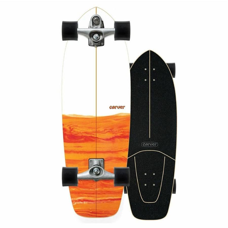 Surfskate Carver Complet Firefly 30.25 C7