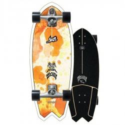 """Surfskate Carver Complet Hydra 29.5"""" C7"""