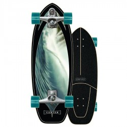 """Surfskate Carver Complet Super Snapper 28"""" C7"""
