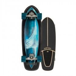 """Surfskate Carver Complet Super Surfer 32"""" C7"""