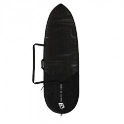 Housse Creatures of Leisure Icon Fish Lite 6'3 black silver
