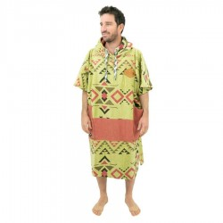 All In Poncho V Bumpy indian brown