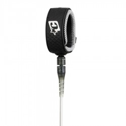 Creatures Of Leisure Leash Pro 6' clear black