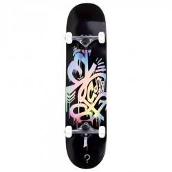 """Skateboard Enuff Hologram 8.0"""" Black"""
