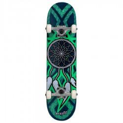 Skateboard Dreamcatcher 7.75 blue teal