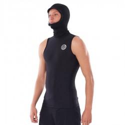 Rip Curl Lycra Flashbomb Polypro Hood vest