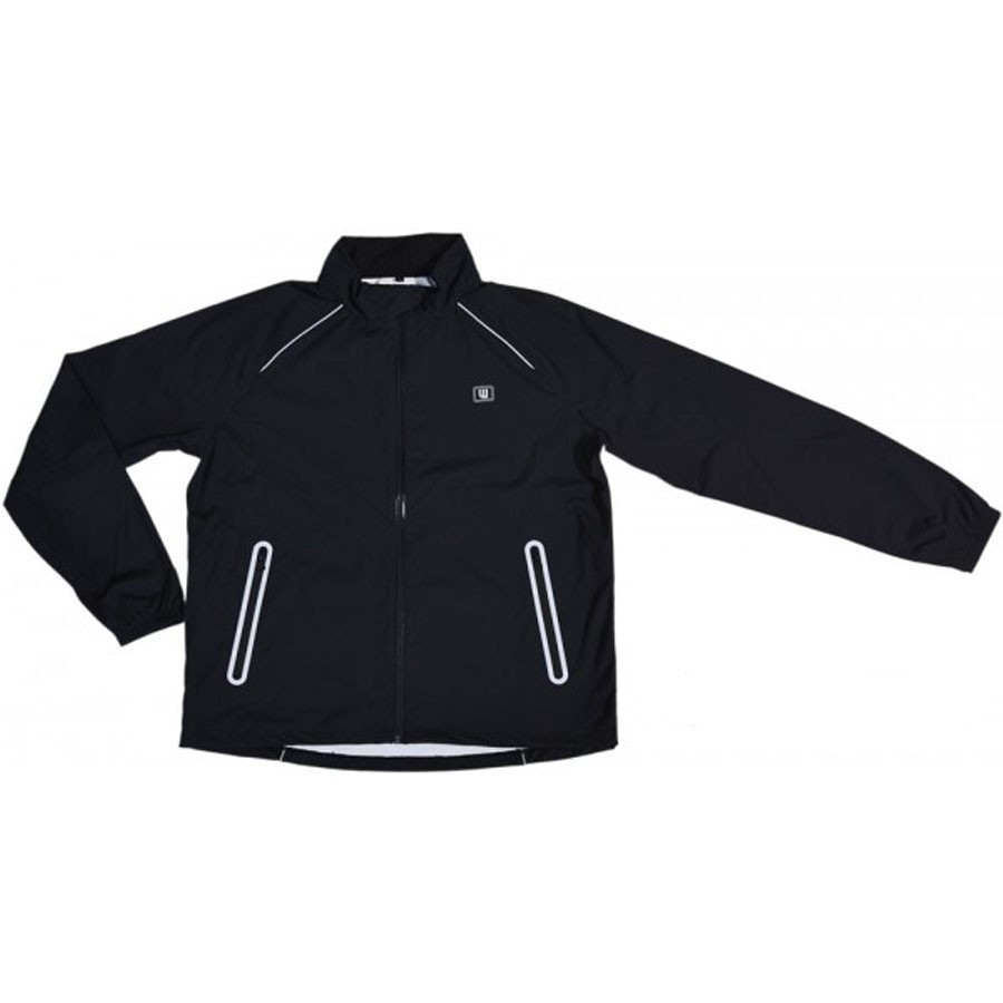 Howzit Wind Jacket Femme Noir