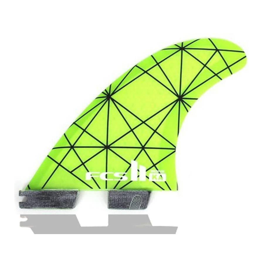 FCS II KA Performance Core Tri Fins set