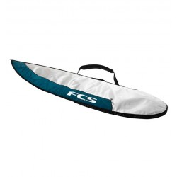 Housse Shortboard FCS Alloy & Slate