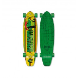 Flying Wheels Rastaligator 35'' Yellow