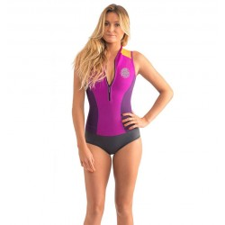 Rip Curl 1mm Cap Sleeve Spring Purple