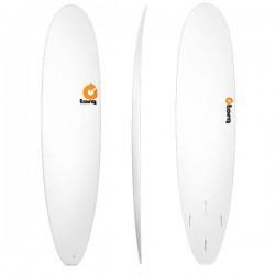 Planche de Surf Torq Mini Long Plain white