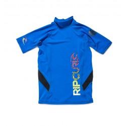 Rip Curl Lycra Boy Lines Bleu