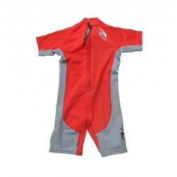 Rip Curl Lycra Kids Option manches courtes Rouge