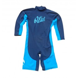 Rip Curl Lycra Kids Option manches Longues Navy
