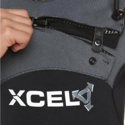 Xcel Infiniti Boy 3/2 Chest Zip X2 Spray