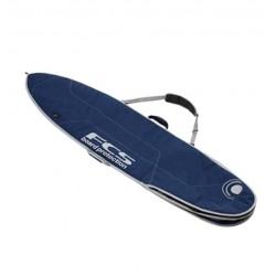 Housse Shortboard FCS Explorer Bleue