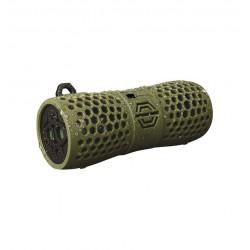 Enceintes HiRec Boom Tube  IPX 6 Olive et noire