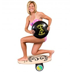 Indo Board Original Natural Training Pack