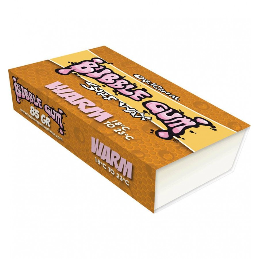 Bubble Gum Wax Warm
