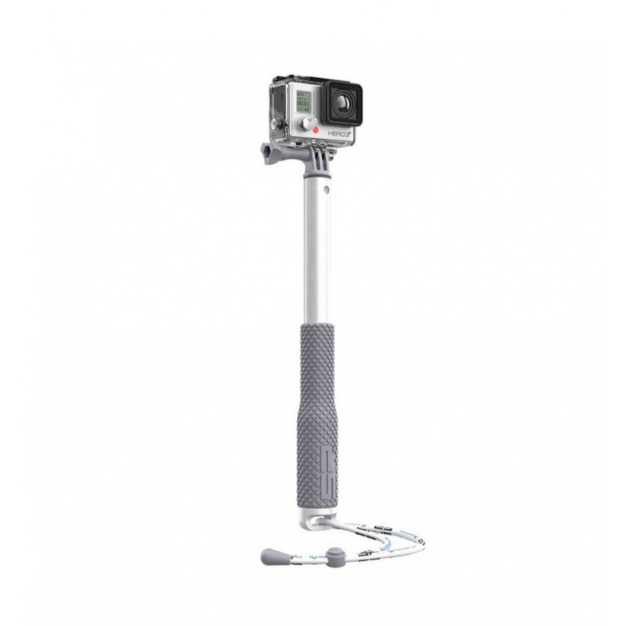SP Gadgets POV Pole 36'' Silver