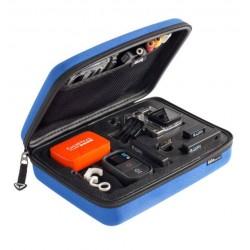 SP Gadgets Pov Case Go Pro S Bleu
