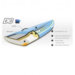 NSP Dale Chapman 14'0 Brush Downwind Ocean Race