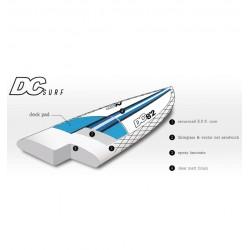 NSP DALE CHAPMAN SURF PRO 8'6