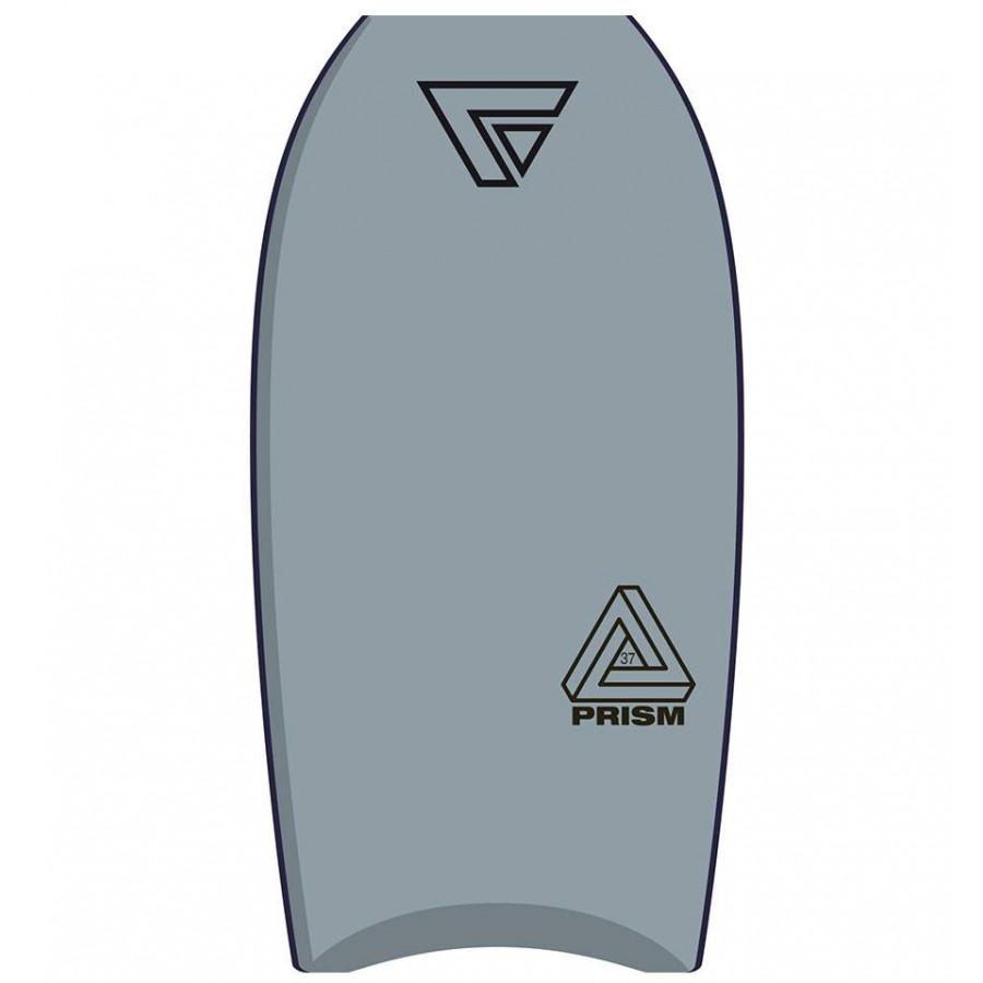 Flood Prism 37'' Grey Orange