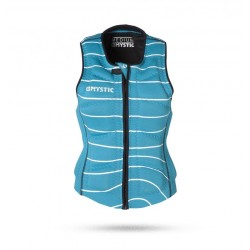 Gilet Wakeboard Mystic Women Star Zip Mint