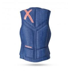 Gilet Wakeboard Mystic X-Series Bleu