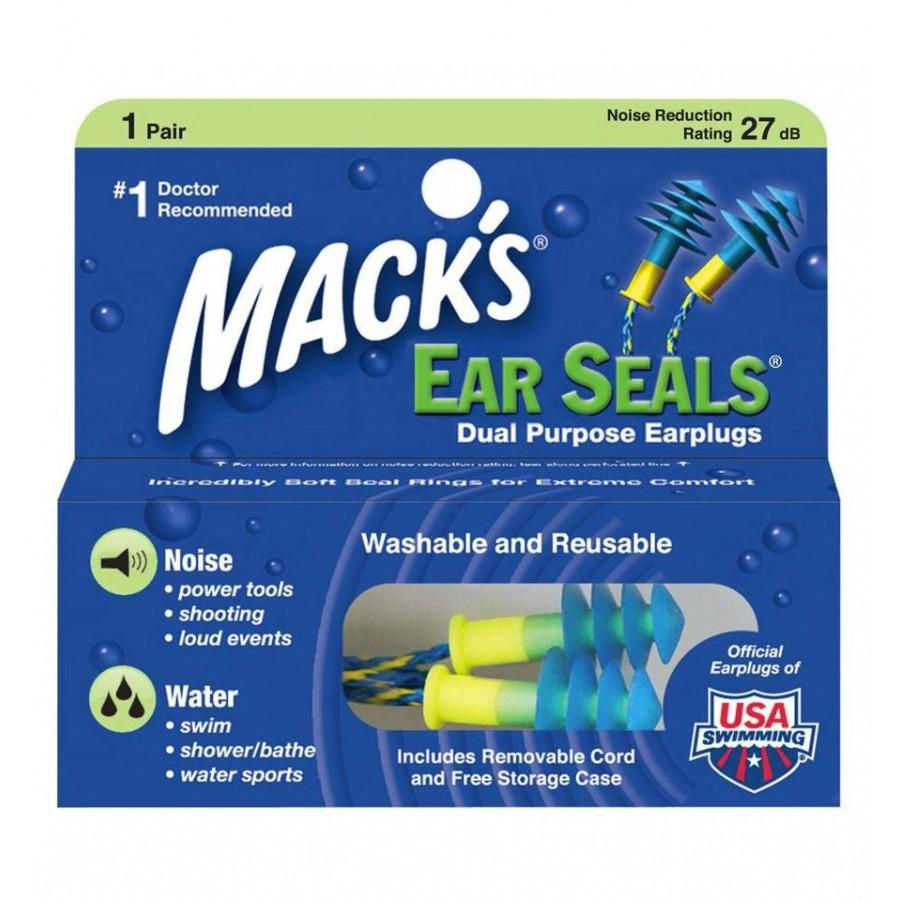 Bouchons d'oreilles Mack's Ear Seals