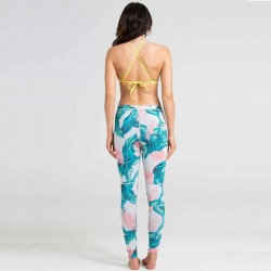 Billabong Skinny Sea Leg Pants Tropical