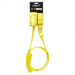 FCS Leash Sup Cheville Taxi Cab Yellow